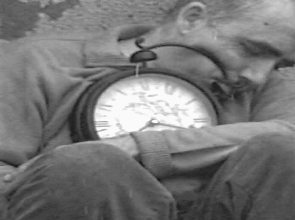Juan Carlos Gallardo: 90 años sin dormir (90 Years Without Sleep) (2013). DV. 80 minutes. Film still. Image courtesy of the artist.