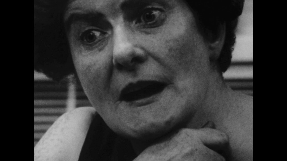 Berwick Street Collective: Nightcleaners (Part 1) (1972 1975). 16 mm film. 90 minutes. Film still. Image courtesy of Berwick Street Film Collective (Humphry Trevelyan, Mary Kelly, James Scott, Marc Karlin) and LUX, London