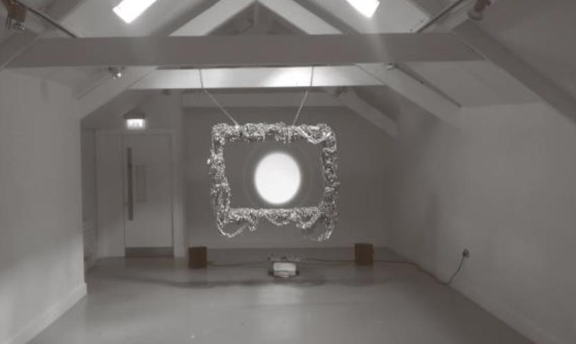 James McCann: Monomania, installation shot, The Black Mariah. Photo courtesy of Michael Doocey.