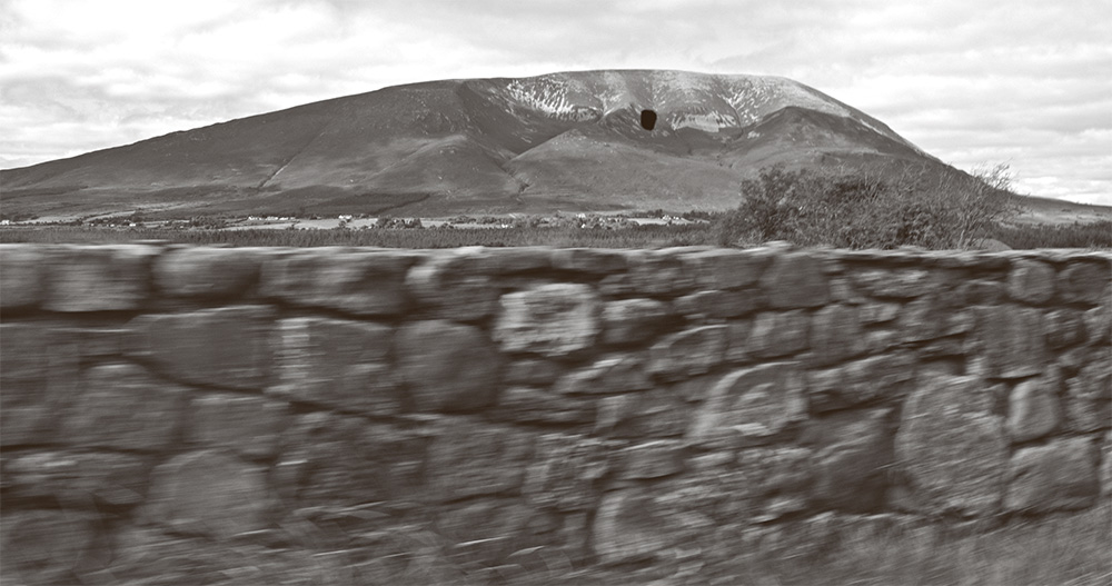 Niamh O'Malley: Nephin (2014). Production still, HD video 16:9, silent. Image courtesy of the artist.